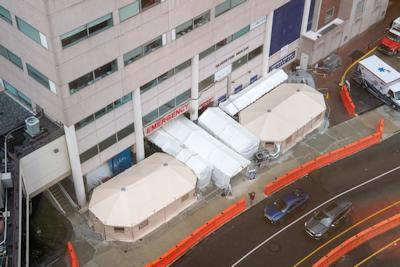 Penn ED tents