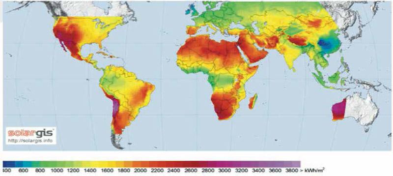 Solar Mexico Solares en México se