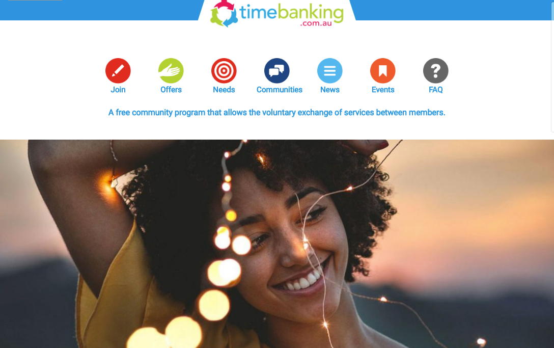 New Timebanking design