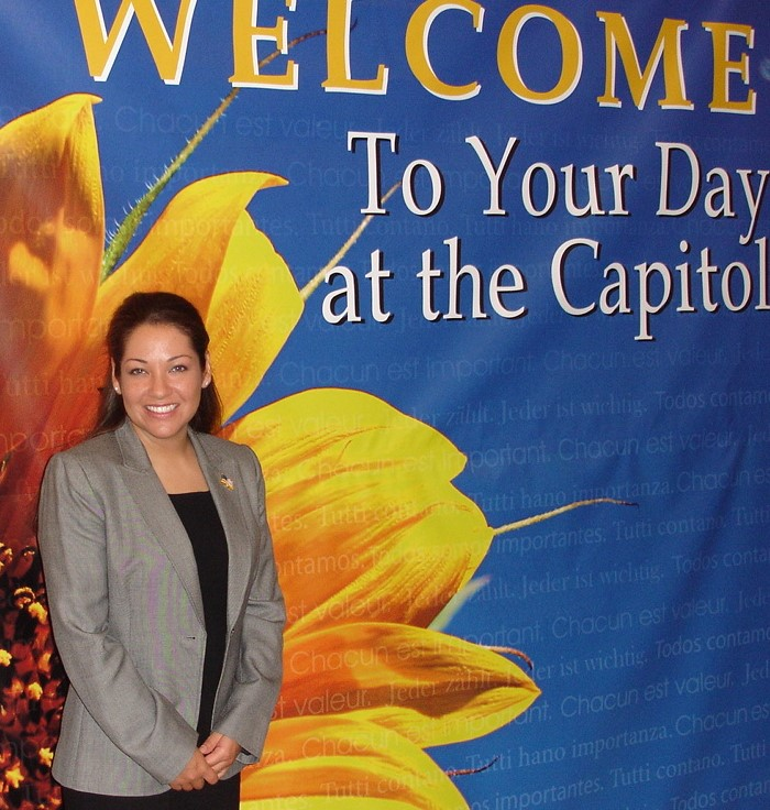 Shala Perez Working In Public Service