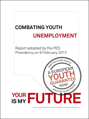 Combating Youth unemployment report