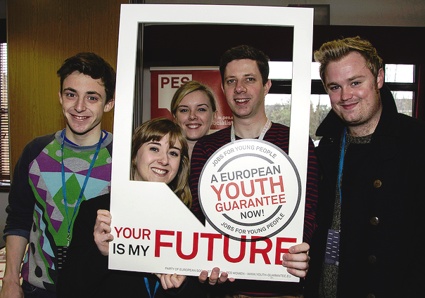 Nottingham - event European Youth Guarantee