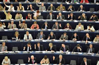 European Parliament Plenary - European Youth Guarantee