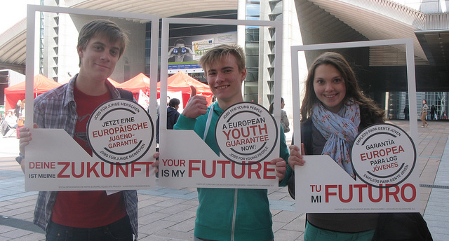 European Youth Guarantee campaign - European Parliament