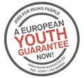 stamp - European Youth Guarantee campaign