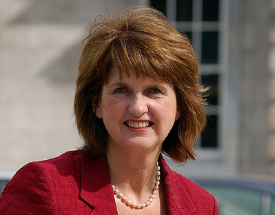 Joan Burton - European Youth Guarantee