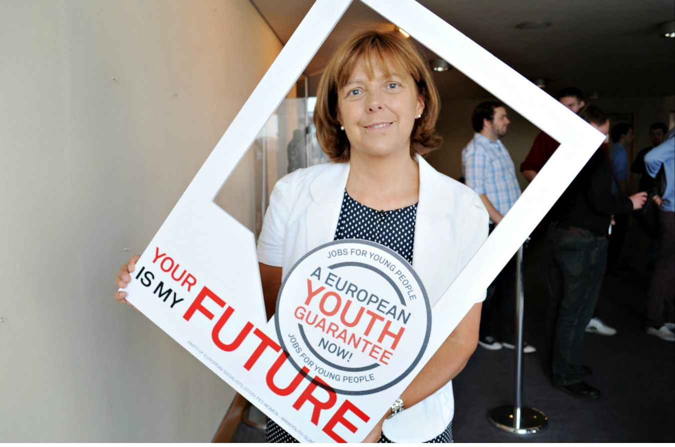 Emer Costello - European Youth Guarantee