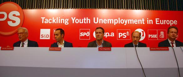 PS Belgium - European Youth Guarantee