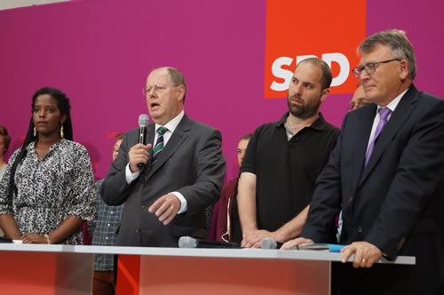 Steinbrück, Schmit - European Youth Guarantee