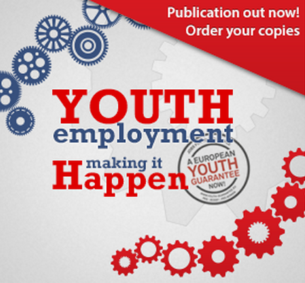 PES Group publication on European Youth Guarantee