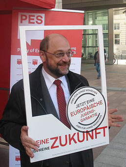 Martin Schulz European Youth Guarantee