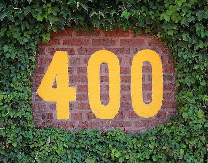 400 Wrigley