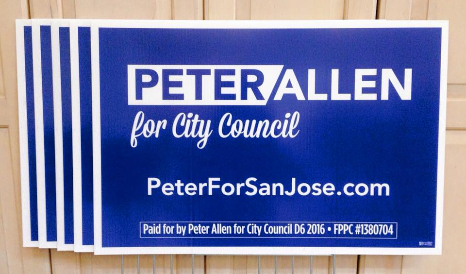 PA yard signs