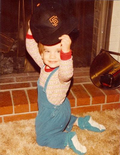 Peter circa 1979