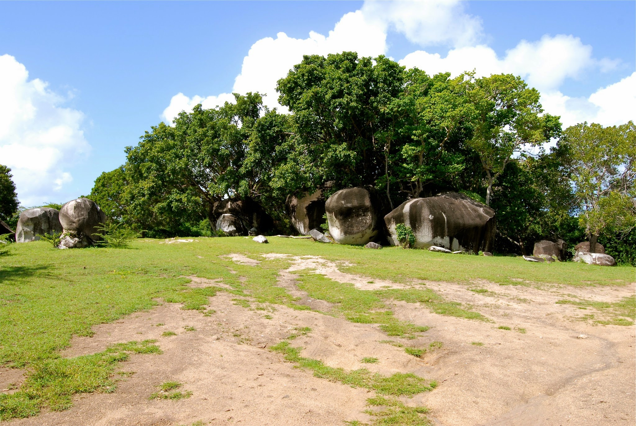 The Stonehenge of Vieques
