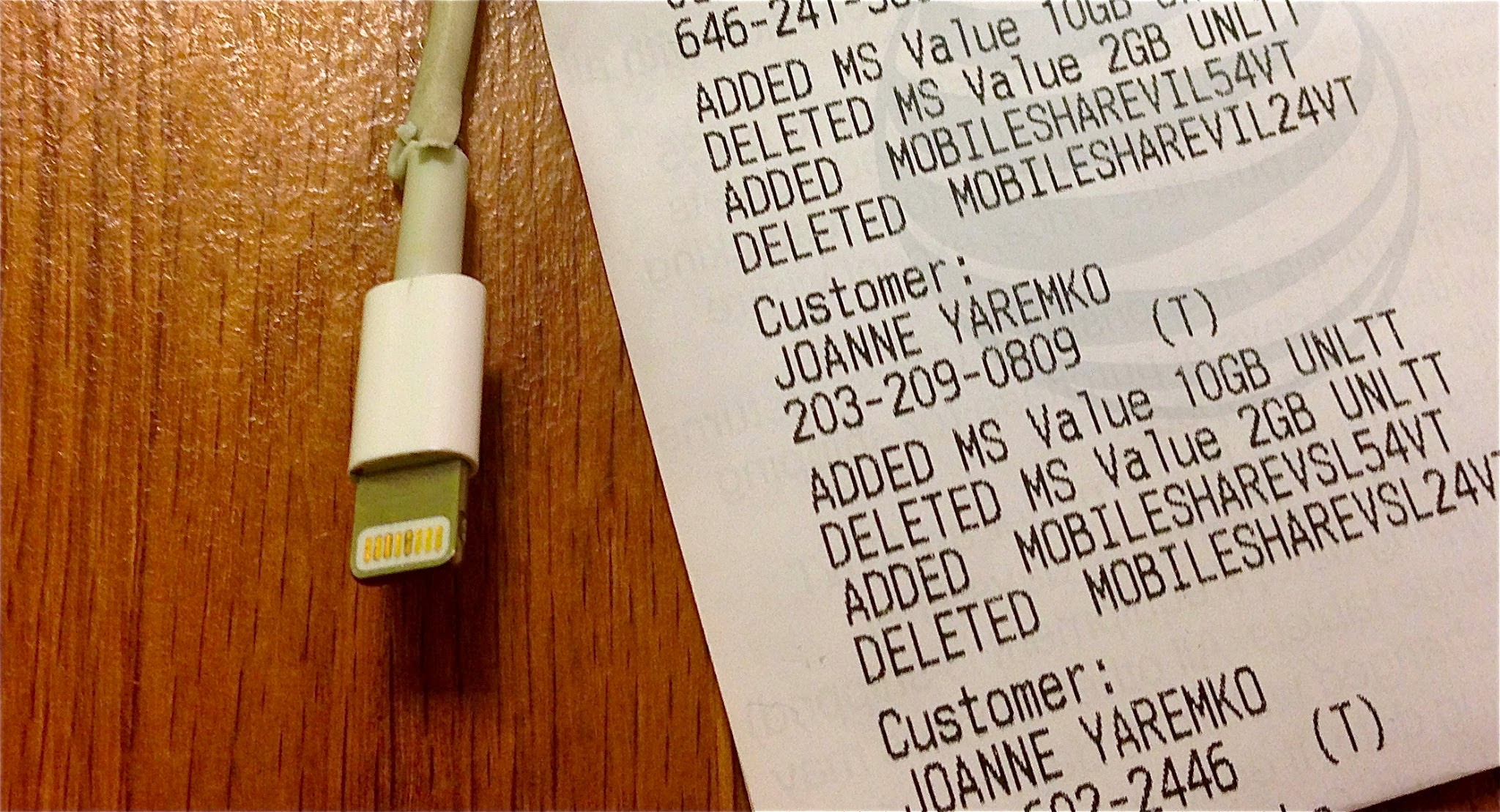 Who knew the iPhone's $20 power cable was so dear to Apple?