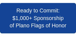 Sponsor PFOH at $1,000 or higher
