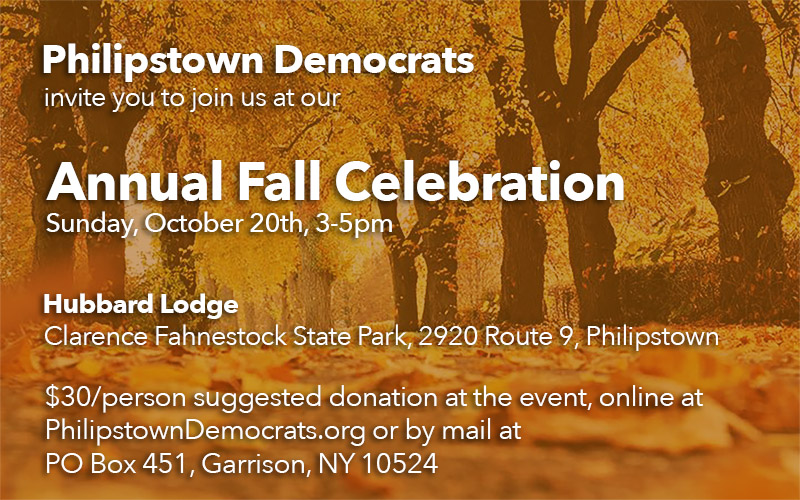 2019 Fall Celebration and Fundraiser