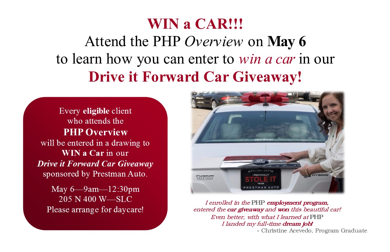 Overview - Win a Car