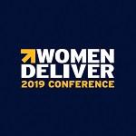Women Deliver 2019 Conference logo
