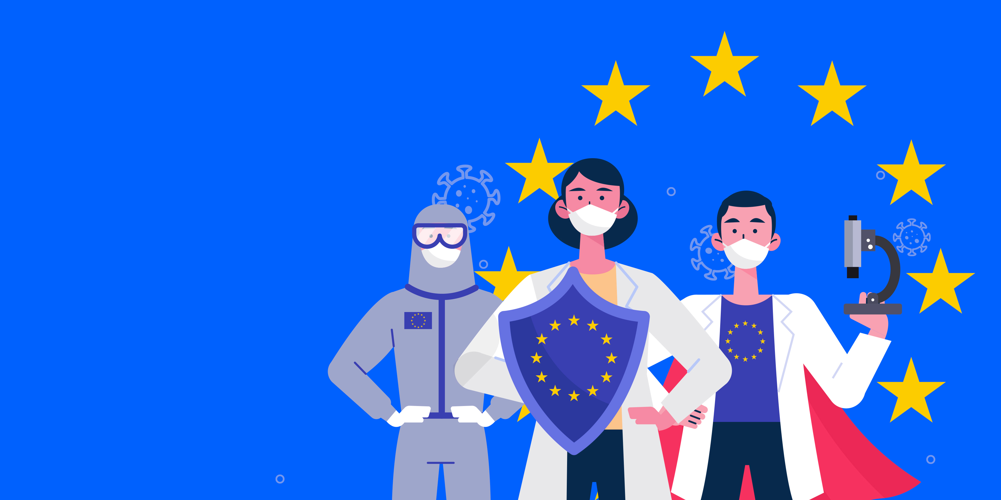 L'Europa affronti unita le emergenze sanitarie