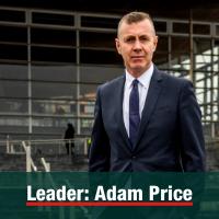 Leader: Adam Price