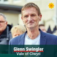 Glenn Swingler - Vale of Clwyd