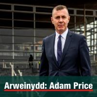 Arweinydd: Adam Price