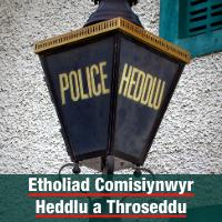 Etholiad Comisiynwyr Heddlu a Throseddu