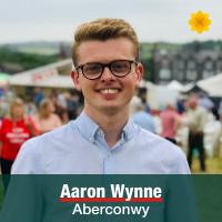 Aaron Wynne - Aberconwy