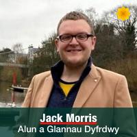 Jack Morris - Alun a Glannau Dyfrdwy