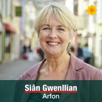 Siân Gwenllian - Arfon