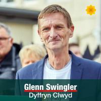 Glenn Swingler - Dyffryn Clwyd
