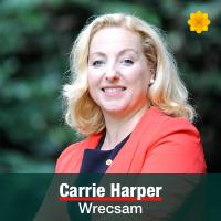 Carrie Harper - Wrecsam