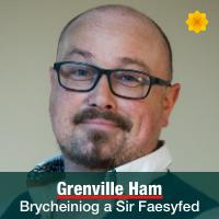 Grenville Ham - Brycheiniog a Sir Faesyfed