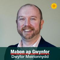 Mabon ap Gwynfor - Dwyfor Meirionnydd