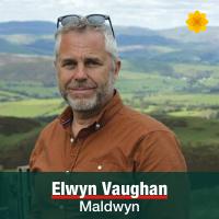 Elwyn Vaughan - Maldwyn