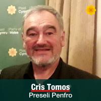Cris Tomos - Preseli Penfro