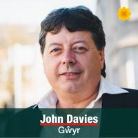 John Davies - Gŵyr