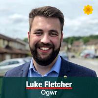 Luke Fletcher - Ogwr
