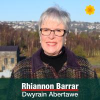 Rhiannon Barrar - Dwyrain Abertawe