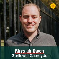Rhys ab Owen - Gorllewin Caerdydd