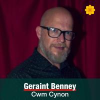Geraint Benney - Cwm Cynon