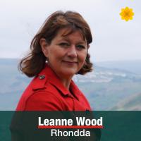 Leanne Wood - Rhondda