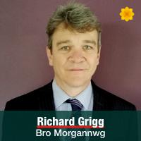 Richard Grigg - Bro Morgannwg