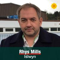 Rhys Mills - Islwyn