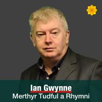 Ian Gwynne - Merthyr Tudful a Rhymni