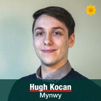 Hugh Kocan - Mynwy