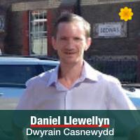 Daniel Llewellyn - Dwyrain Casnewydd