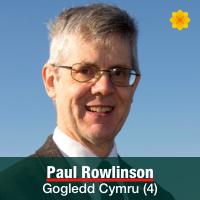 Paul Rowlinson - Gogledd Cymru (4)